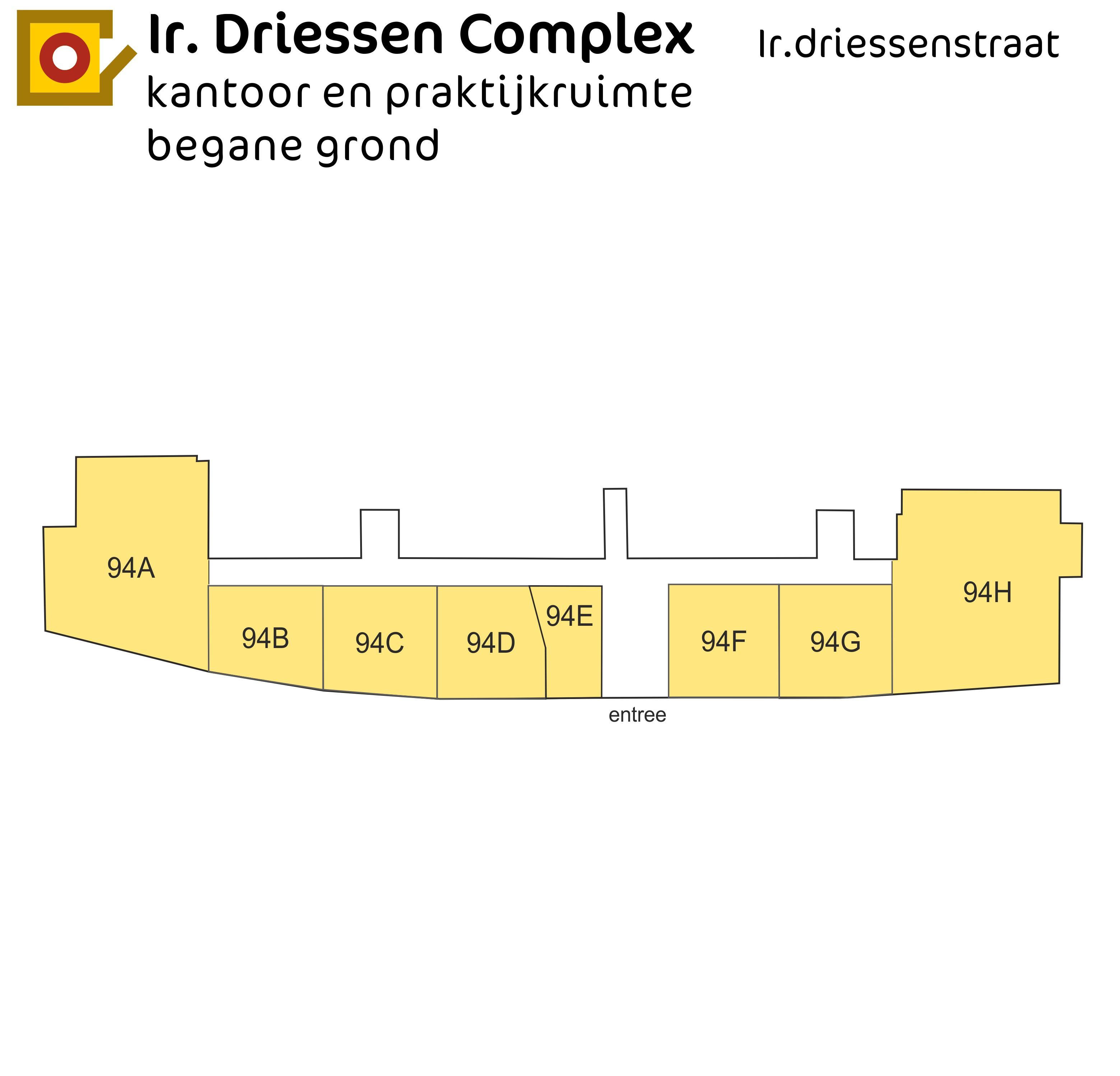 Ir Driessen Complex Kantoor En Praktijkruimte Voor Startende